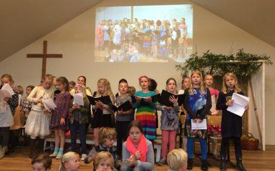 Kerk- en schooldienst